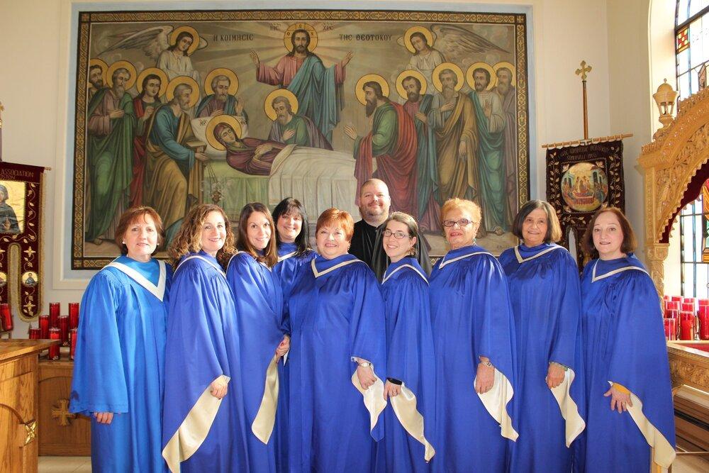Church Music | Dormition of the Virgin Mary Greek Orthodox